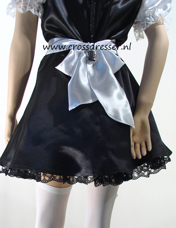 Costume Accessories: Lockable French Maid Uniform - photo 4.
