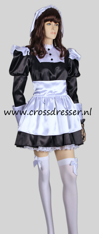 Florence Nightingale French Maid Costume, from our Sexy French Maids Collection, Original designs by Crossdresser.nl - photo 2.
