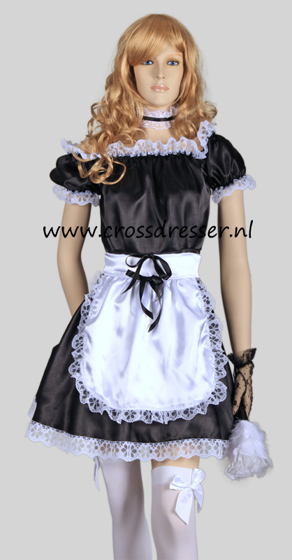 Dream Angel Maid from the Pleasure French Maids Crossdresser Collection - Crossdresser.nl