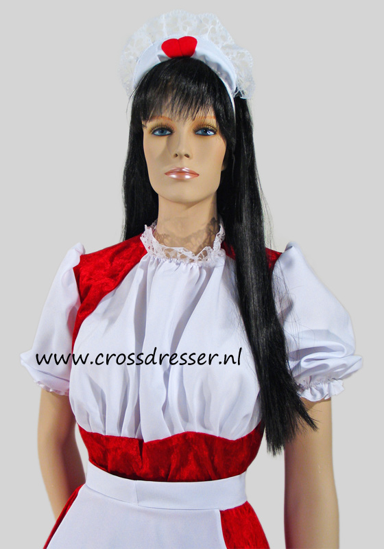 Temptress French Maid Costume / Uniform by Crossdresser.nl - photo 6.