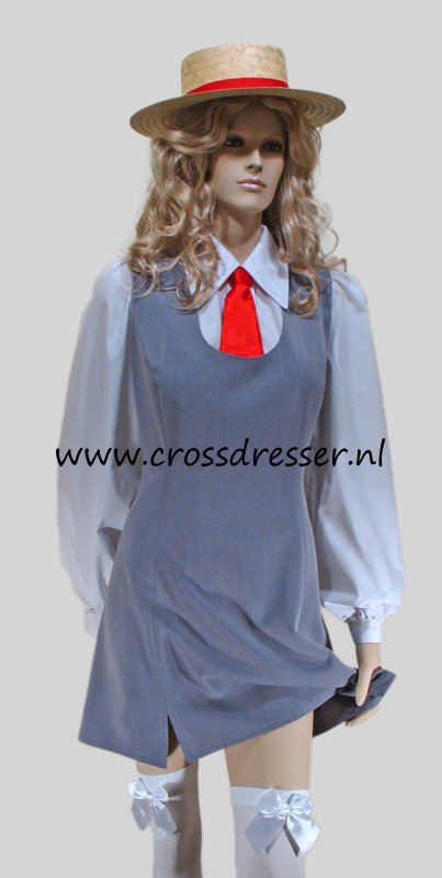 English SchoolGirl Uniform from the School Girls Uniforms Collection, Original designs by Crossdresser.nl