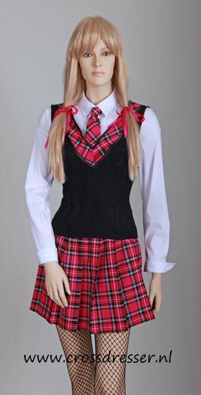 Teachers Pet Sexy Schoolgirls Uniform By Crossdresser Nl