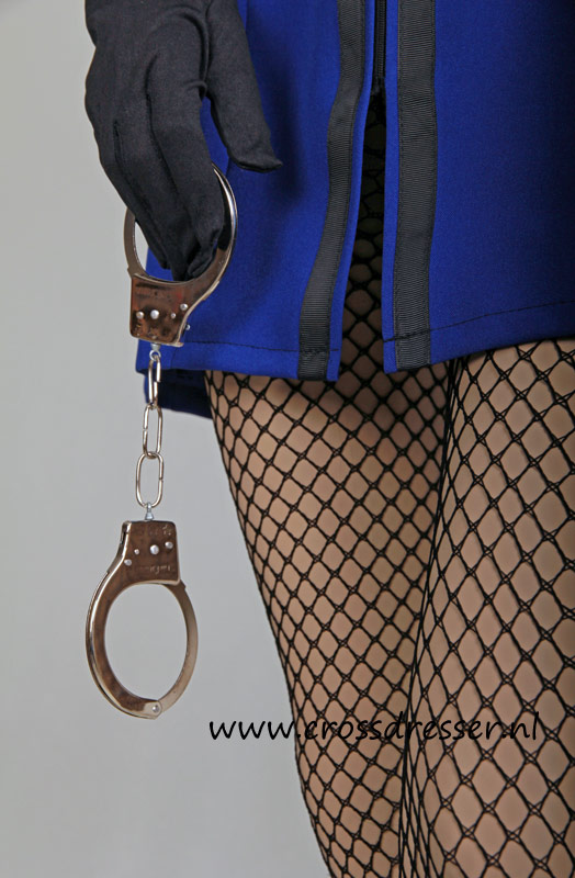 Sexy Police Woman Uniform, Original High Quality Crossdresser Design by Crossdresser.nl - photo 11.