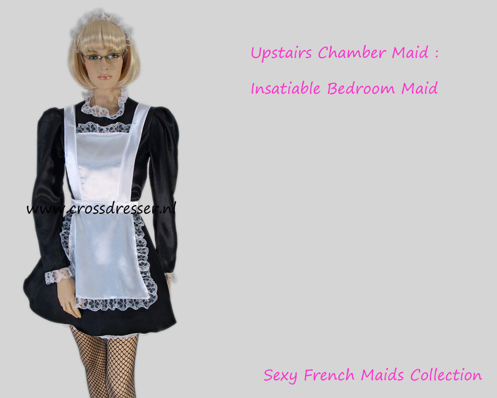 Upstairs Chamber Maid An Insatiable Bedroom Maid Crossdresser Costume